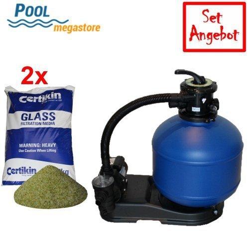Pumpe für sandfilteranlage