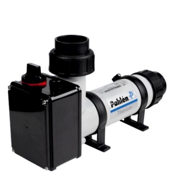 Elektro w rmetauscher aus kunststoff 3kw incoloy 825 for Hersteller poolfolien