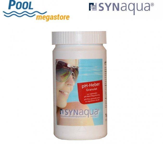 10kg Synaqua pH-Plus Granulat zur pH-Wert Erhöhung pH-Heber Pool Schwimmbad