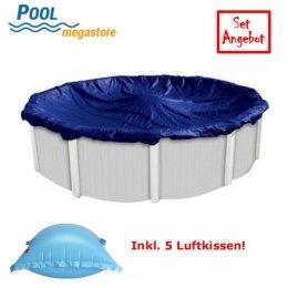 g nstige abdeckplanen f r rundbecken kaufen 350 360 cm poolabdeckung schwimmbadabdeckung. Black Bedroom Furniture Sets. Home Design Ideas