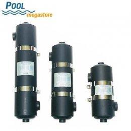 Pahlen w rmetaucher maxi flow 40 kw pool heizung for Schwimmbecken heizung