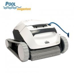 Poolroboter Dolphin E10 mit Active Brush und Filterkorb (RL)