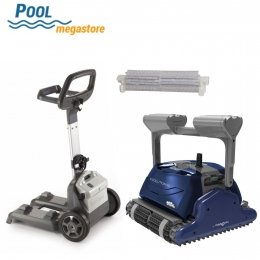 Poolroboter Dolphin Evolution 50 - mit Caddy und Activ Brush