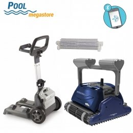 Poolroboter Dolphin Evolution 60 - mit Caddy und Active Brush (RL)