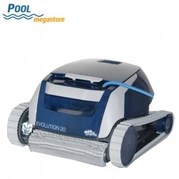 Poolroboter Dolphin Evolution 20 - Wand- und Bodenreinigung - Alternative zu E20