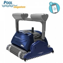 Poolroboter Dolphin Evolution F60 - mit Caddy und Active Brush