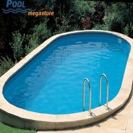 Rundbecken ovalbecken schwimmbadfolien bei poolmegastore for Poolfolien rundbecken