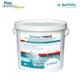 5kg Bayrol Chlorilong POWER 5 Tabletten