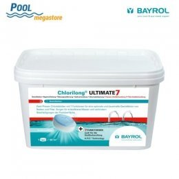 10,2 kg Bayrol Chlorilong ULTIMATE 7