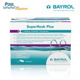 1kg Bayrol SuperFlock Plus